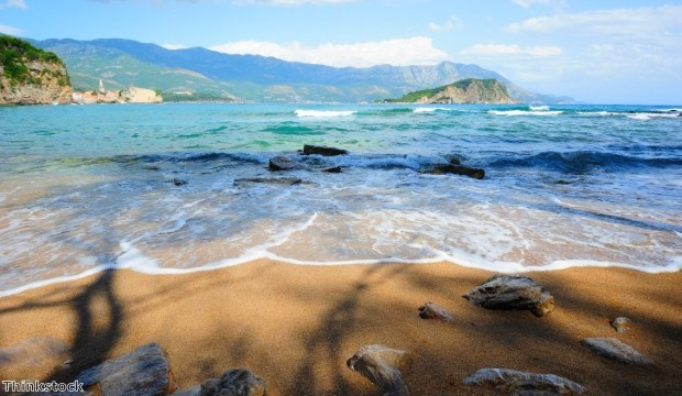 Budva Beach (photo: Thinkstock)