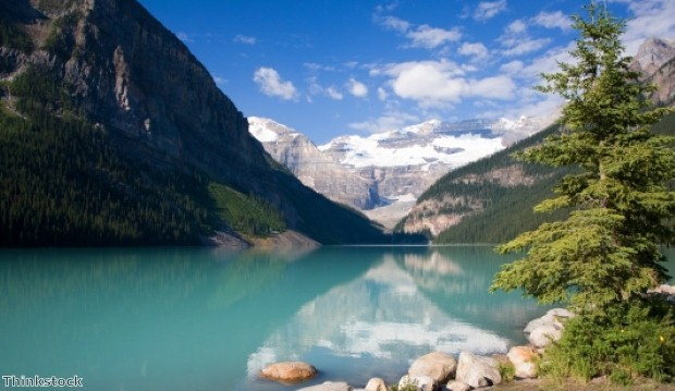Lake Louise, Canada (photo: Thinkstock)