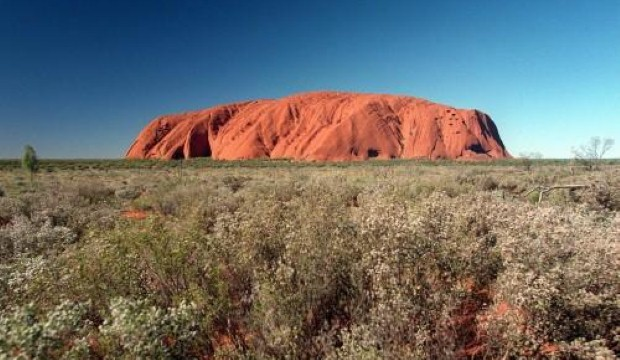 Ayers Rock (photo: allstar)