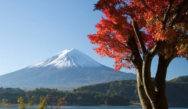 Mt. Fuji (photo: Thinkstock)