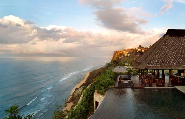 Bulgari Hotels & Resorts, Bali is one of a series of hotels designed by the luxury jewellery brand (photo: Kiwi Collection)