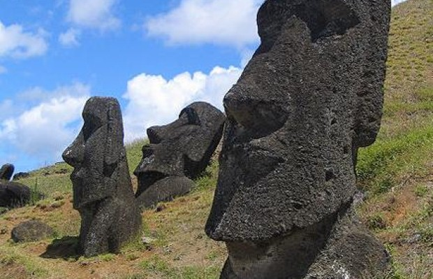 Discover Easter Island's mysterious history
