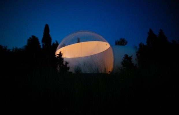 Estonia Bubble Hotel