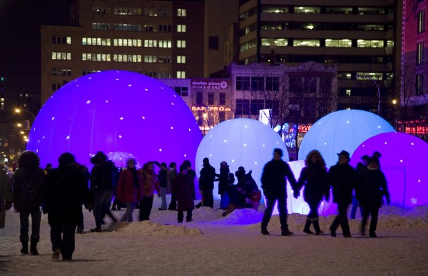Holiday ideas in Montreal