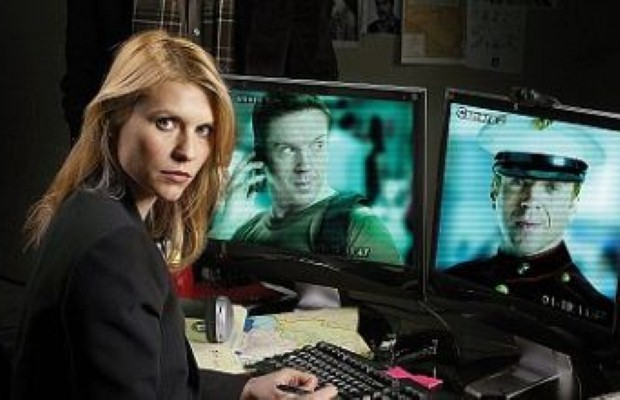 Homeland is now in its second series