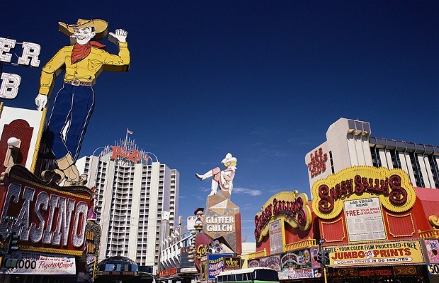 Las Vegas is the new adventure captial of the USA