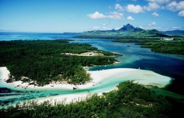 Mauritius is a popular luxury destination