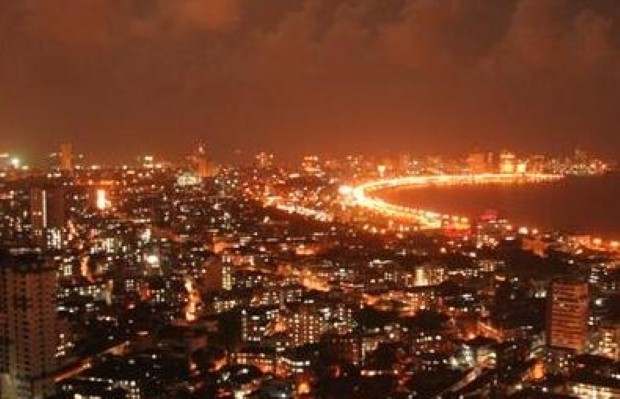 Mumbai by night