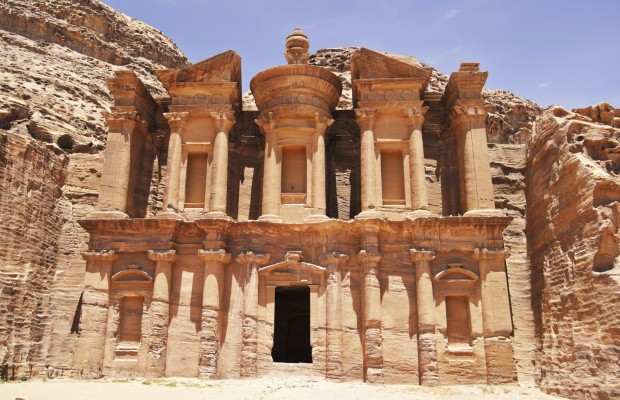 Petra is one of the most fascinating sites in the world (photo: Thinkstock)