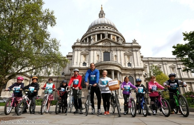 Prudential CycleLondon will return in 2014