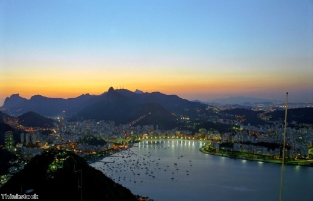 Rio de Janeiro is arguably one of the most famous cities in the world