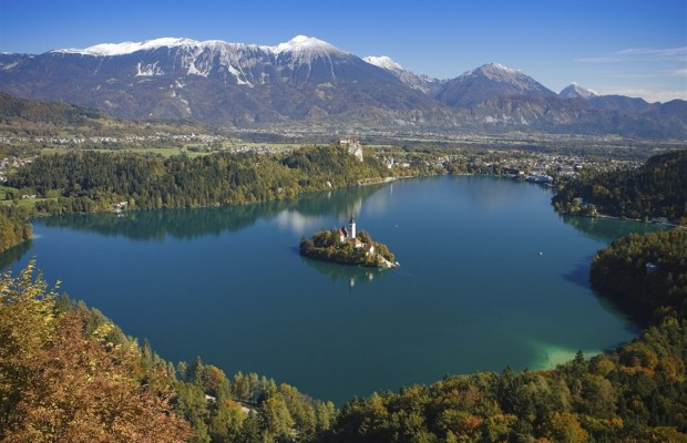 See the sights in Slovenia
