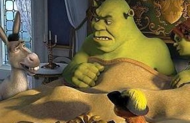 Shrek is the most successful animation series of all time