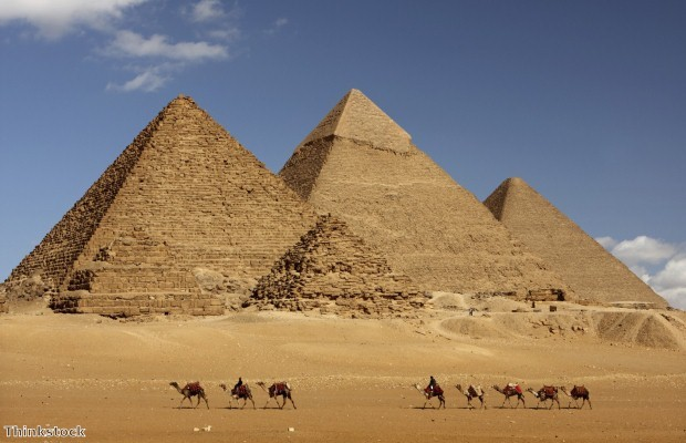 The new pyramid is even older than The Great Pyramid of Giza
