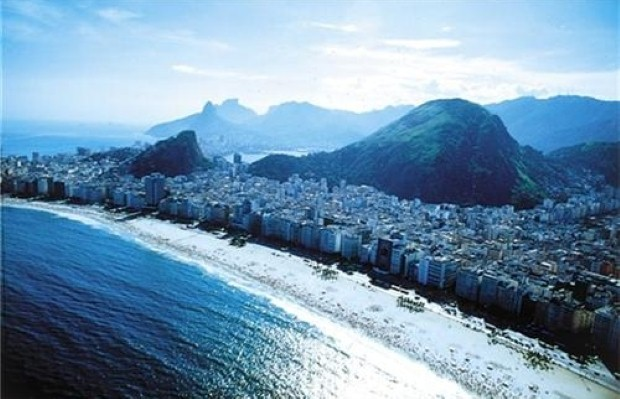 The new tours will visit Rio de Janeiro and other destinations