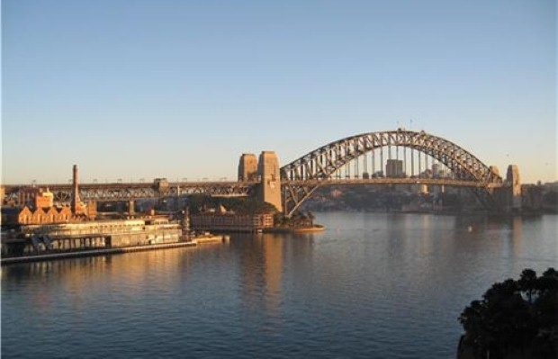Tours visit Sydney and other destinations