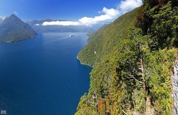 Travel less and see more in New Zealand