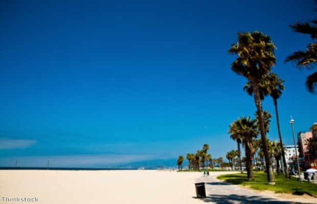 Venice Beach is just one of LA's attractions.