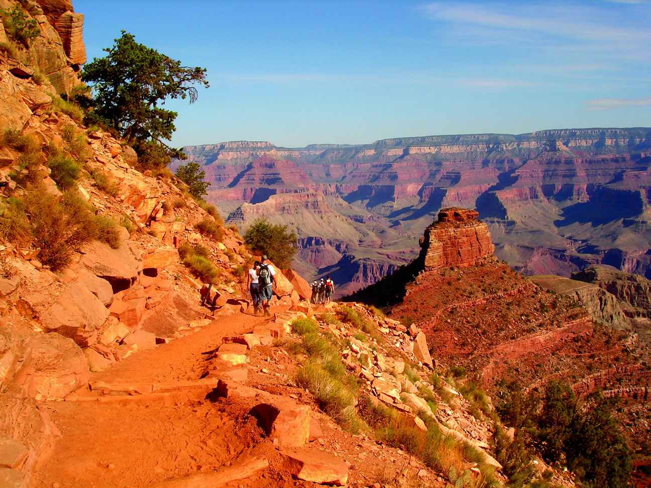 Family adventures - experience the Grand Canyon