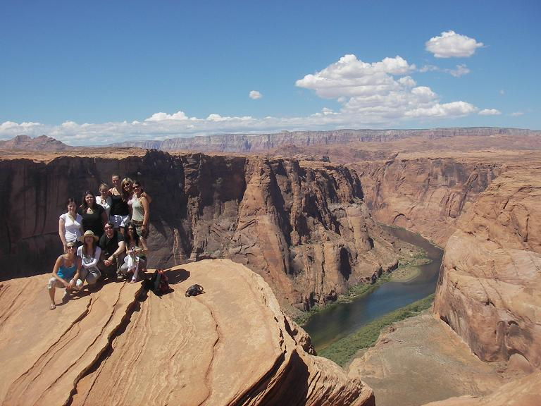 Stunning wildlife and natural scenery - Grand Canyon