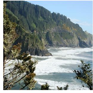 USA motorhome holidays - Oregon