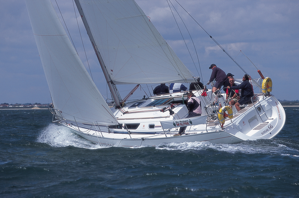sailing events in Port Solent