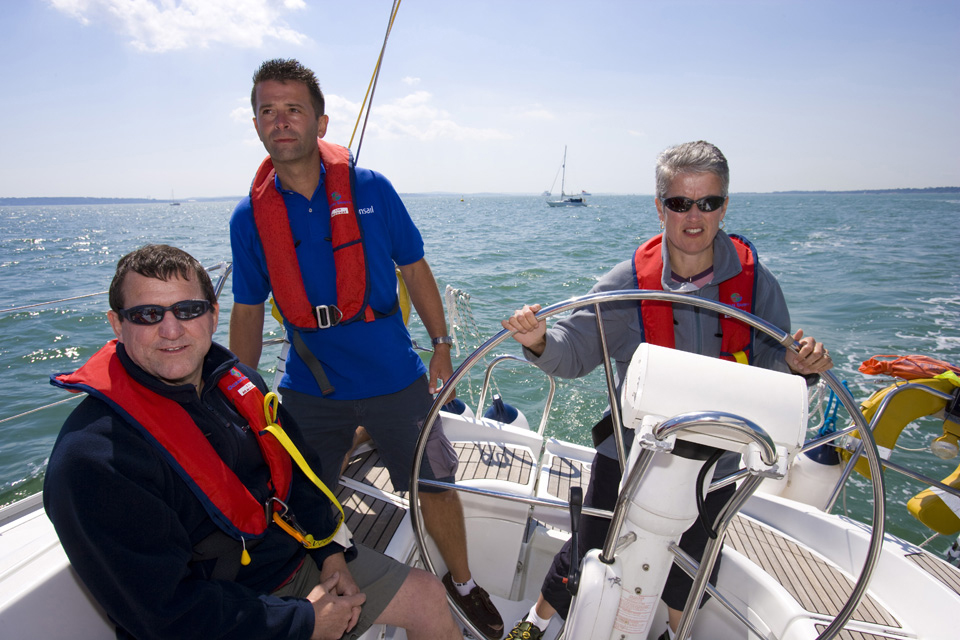 Day Skipper Course