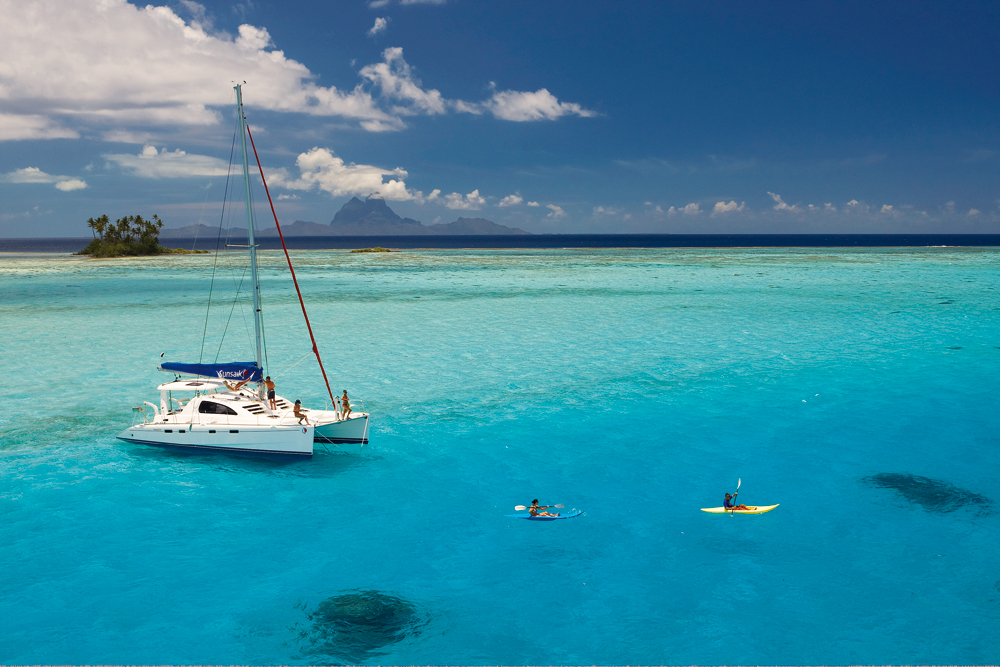 yacht charter in the Caribbean