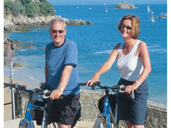relaxed cycling holidays