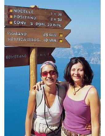 independent walking holidays in Italy