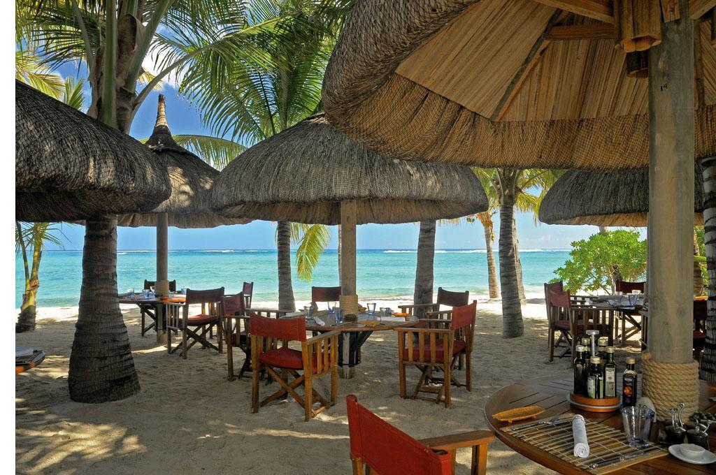 Book Mauritius hotels with Beachcomber