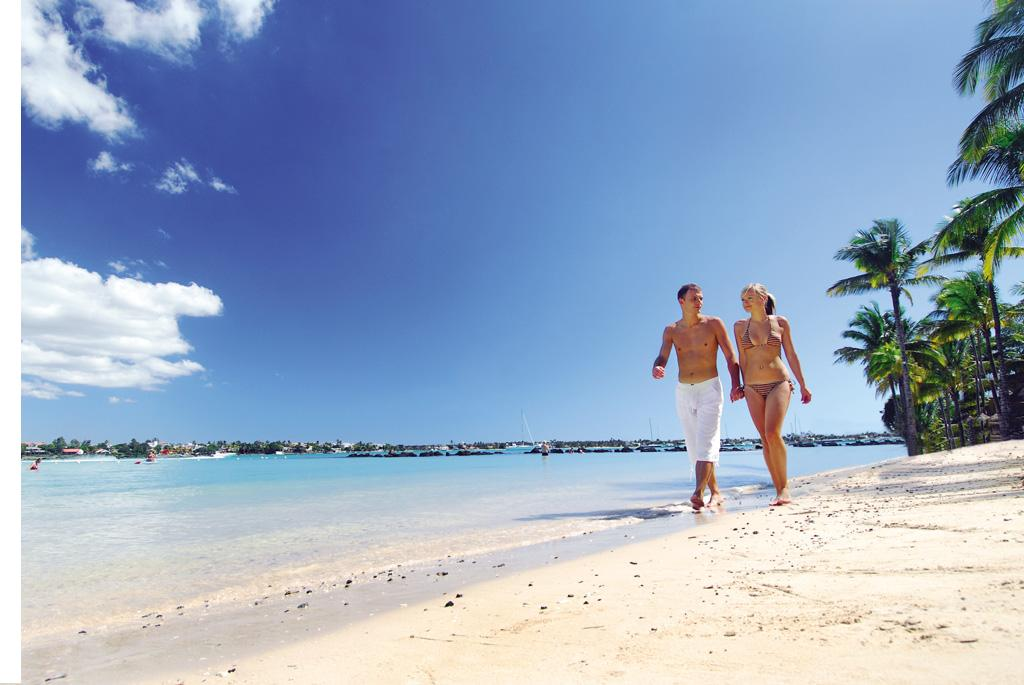 Beachcomber wedding packages