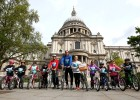 50,000 recreational riders took part in the Prudential RideLondon FreeCycle