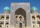 Bukhara medressa (photo: Peter & Christine Helliwell)