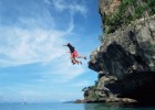 Coasteering in Cornwall was one of the top picks
