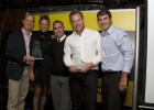 Contiki won Best Large Tour Operator (photo: Glyn Ridgers photography)