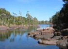Darwin is a good base for visiting Kakadu national park