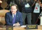David Cameron speaks out on Britain's tourism industry