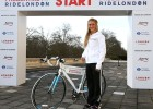 Double Olympic track cycling champion Laura Trott is Prudential RideLondon's ambassador