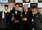 Etihad was among the winners at the ceremony in London