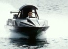 James Bond's destinations often see him take to the water