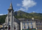 Laruns is one of the picturesque towns in the Pyrénées Atlantiques of south west France