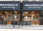 Meatballs restaurant, London