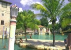 Miami's famous Venetian Pool at Coral Gables
