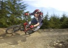 Mountain biking holiday in the Scottish Highlands