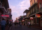 New Orleans is famous for its French Quarter