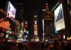 New York's Times Square is home to plenty of restaurants