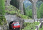 Rail journeys through Europe