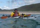 Richard Harpham will kayak for some 500 miles