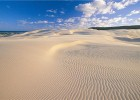 Sand dunes on Fraser Island, Queensland, Australia (photo: Australian Pacific Touring)